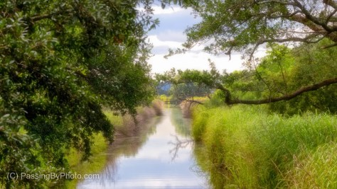 Old Rice Field Canal