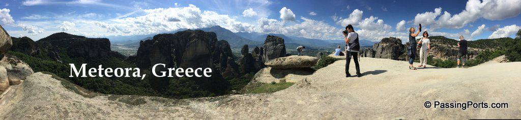Monasteries of Meteora - The Rock Pillars of Greece