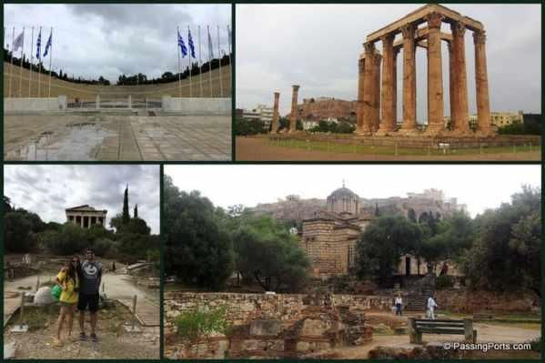 Ancient Agora & Roman Agora