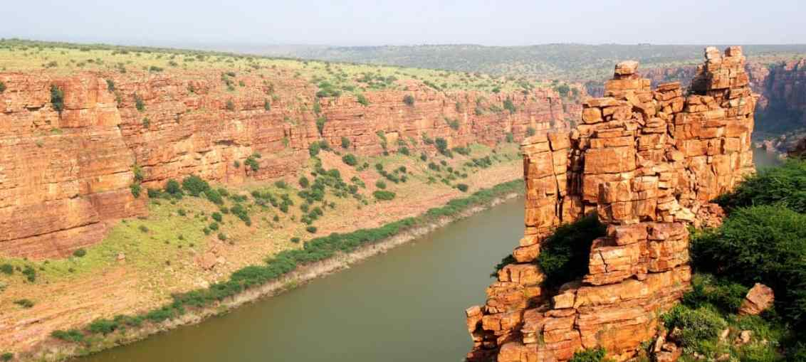 Gandikota Grand Canyon of India