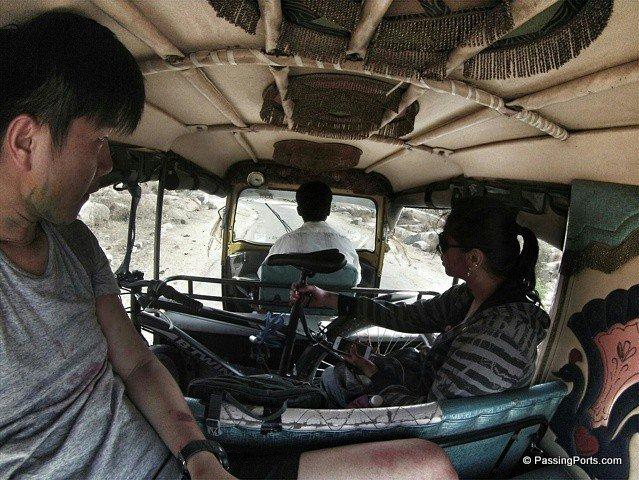 Our travel in Tuk Tuk