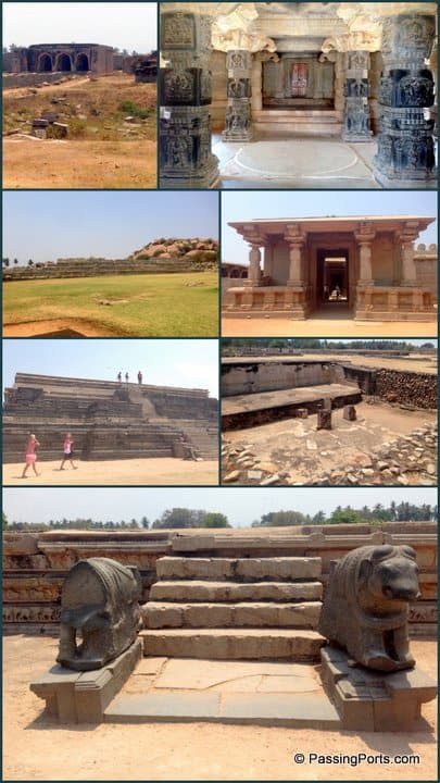 Places in Hampi