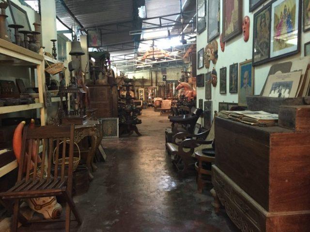 Cochin Antique Store