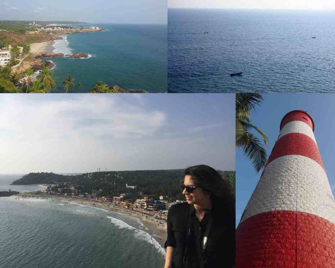 Lighthouse in Kovalam