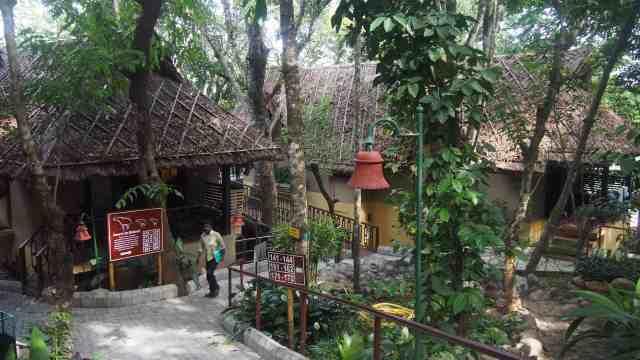 Rooms in Club Mahindra Thekkady