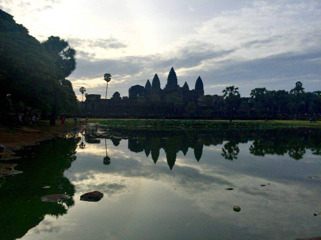 Cambodian Visa Process