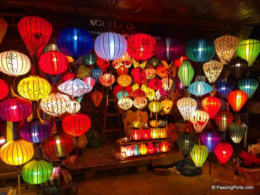 Lights in Hoi An