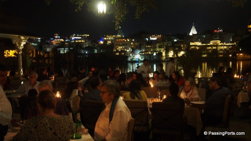 Dinner at Ambrai
