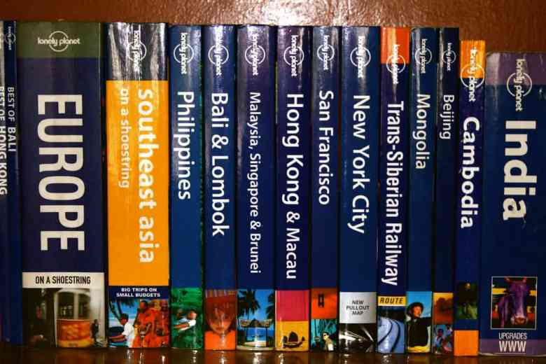 Buy One Get One Lonely Planet