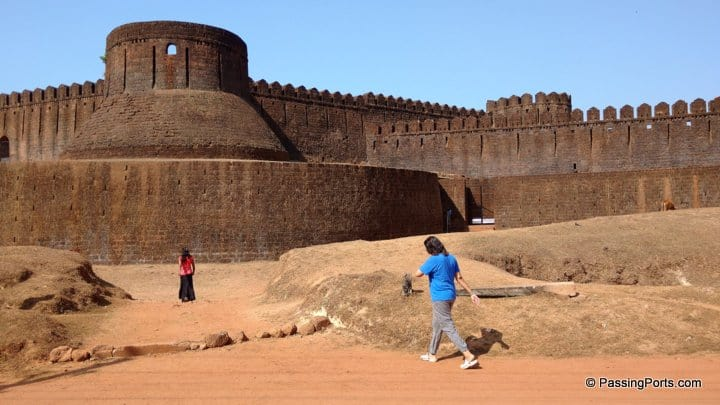 Archaeological Survey of India Forts