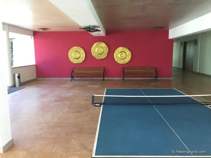 Play area in Windflower