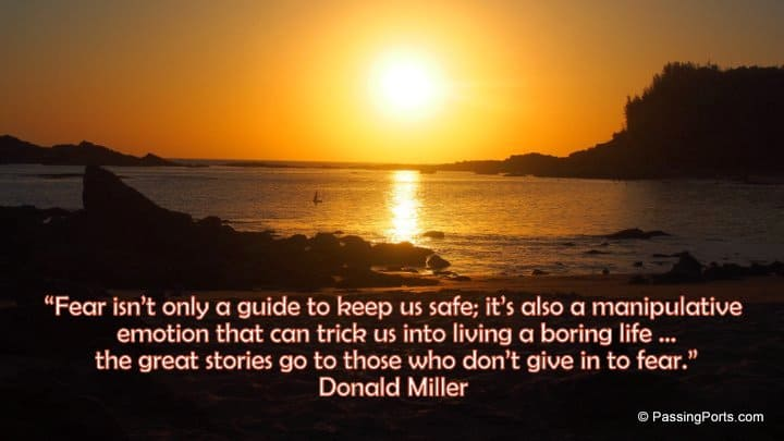 Travel quote by Donald Miller