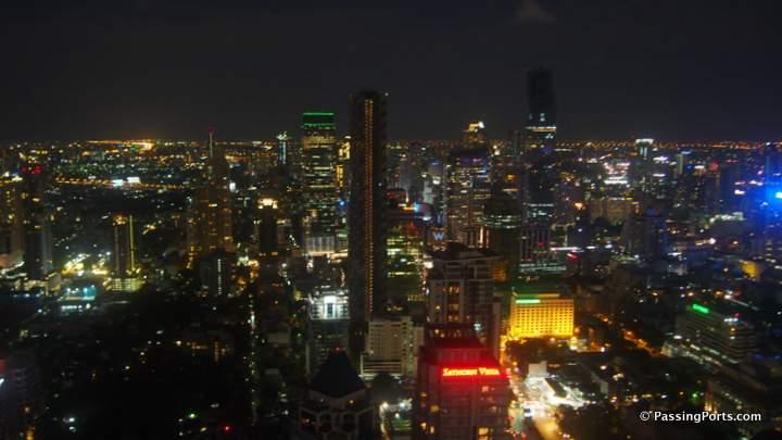 The beautiful city of Bangkok