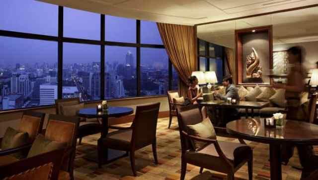 Stay at InterContinental Bangkok