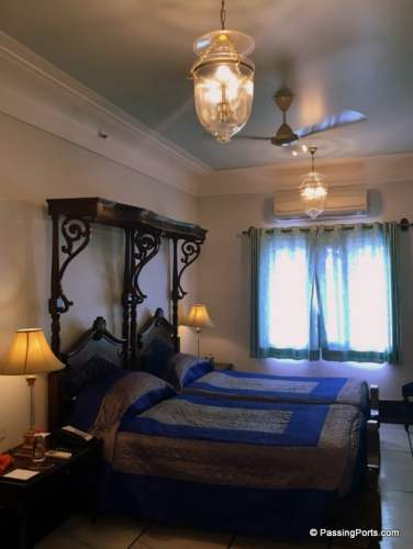 Royal Bedrooms in Shahpura House