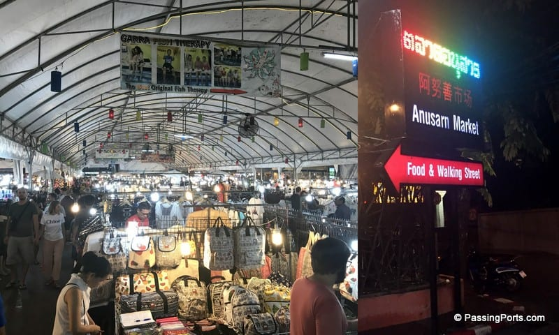 Places to shop in Chiang Mai