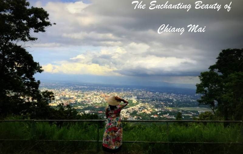 Pan view of Chiang Mai