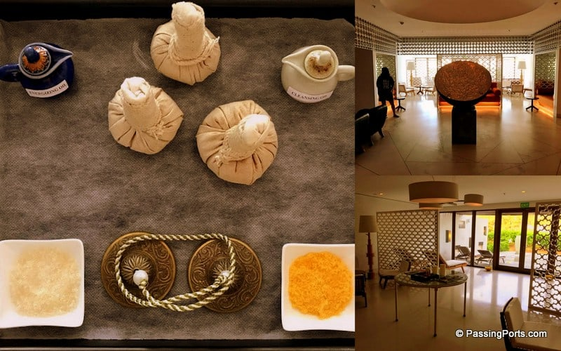 Spa in InterContinental Chennai