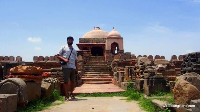 Harsad Mata Temple in Abhaneri