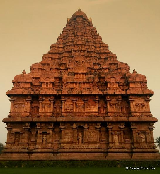 Gangai Konda Cholapuram Temple