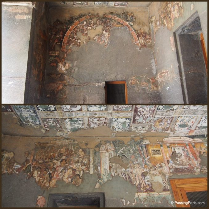 Paintings in Ajantha Caves