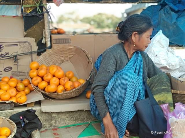 Oranges in Pynursala