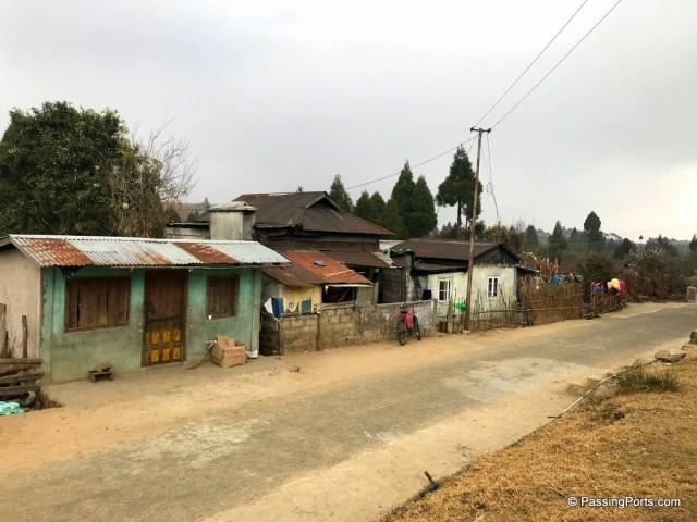 Road trip in Meghalaya