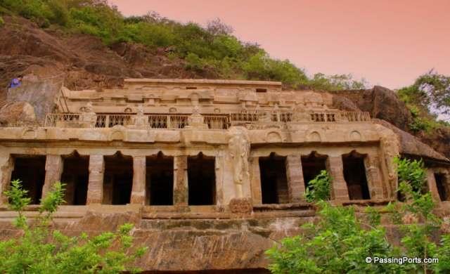 Caves in Andhra Pradesh