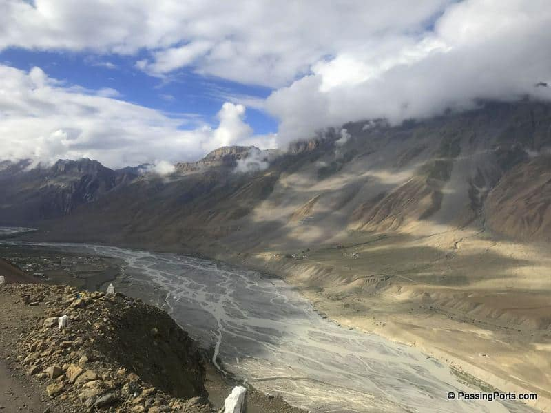 Raw beauty of Spiti