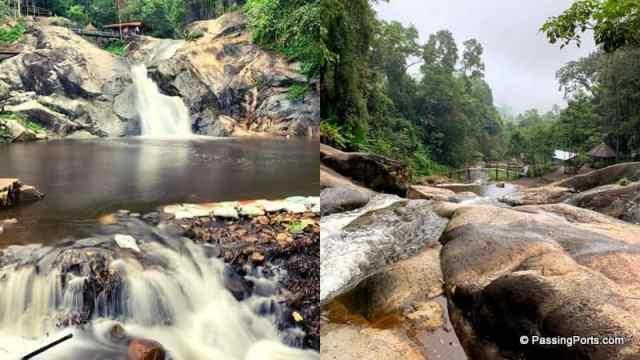 Waterfalls in Pai
