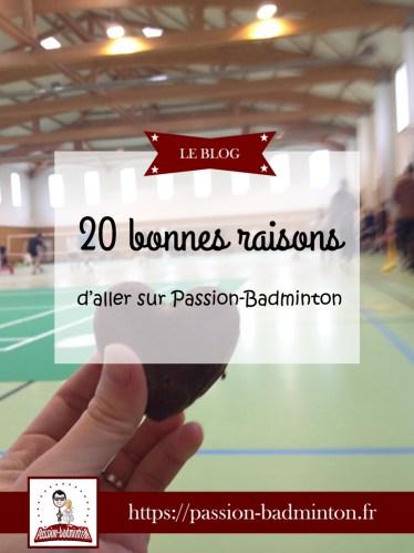 Découvrez un blog de badminton avec tous les conseils pour progresser au badminton
