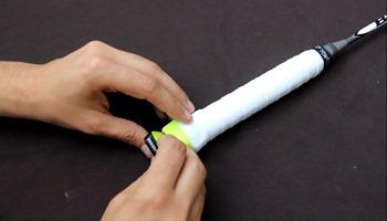 capteur usense badminton mouvement