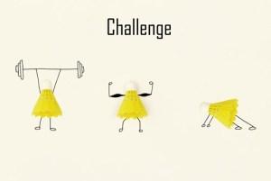 défi fou entraînement challenge
