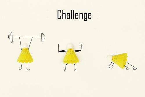 défi fou entrainement challenge