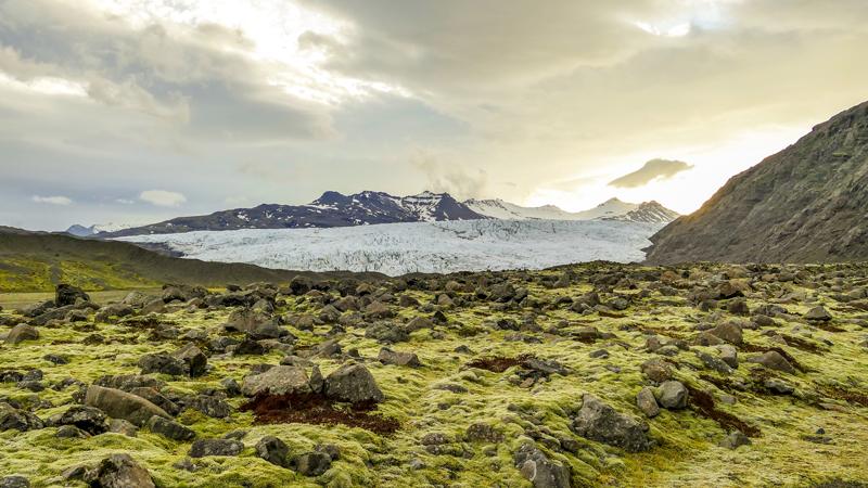 découverte des glaciers d'Islande en circuit guidé