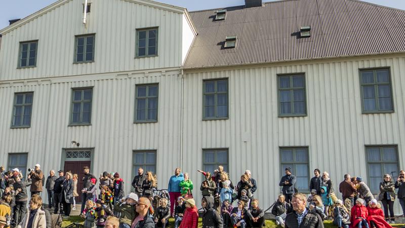 Islande contemporaine, le Blog : festival d'été en Islande