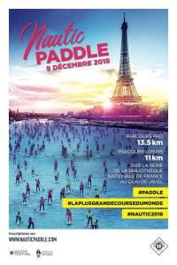 nautic paddle affiche