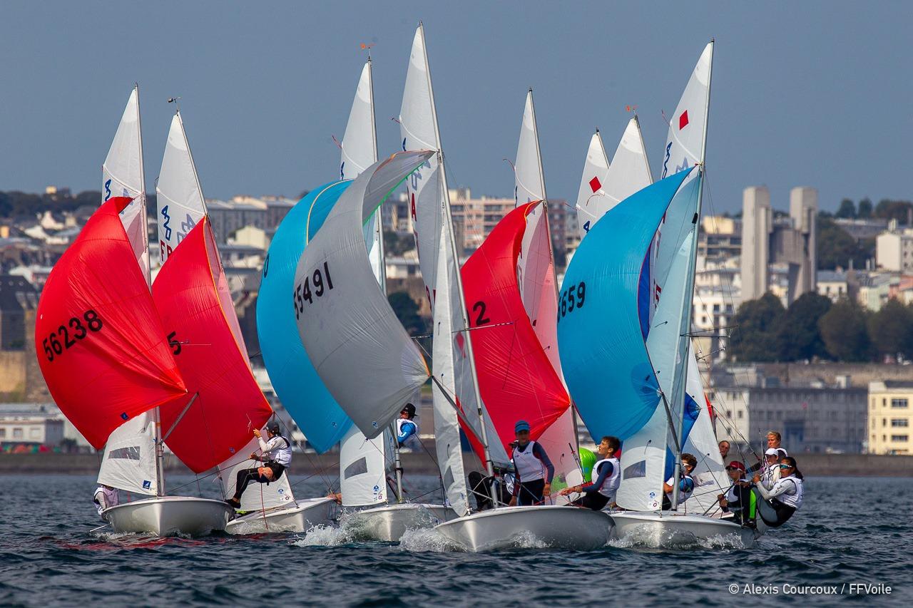 Championnat de france Espoirs équipage solitaire 2019