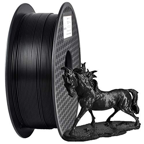TINMORRY Imprimante 3D Filament 1 kg Spool Blanc PLA Filament 1,75 mm