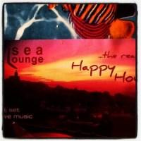 Sardinia island: my'pills of heaven' Cala Spinosa Sea Lounge  bar with stunning view