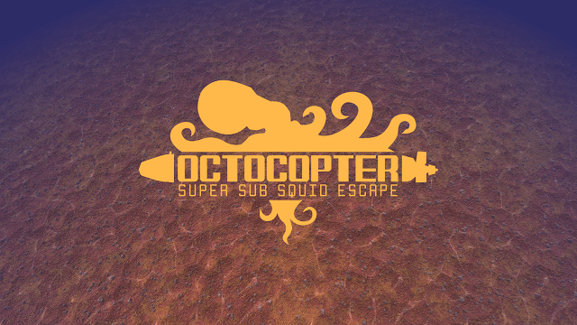 Octocopter Super Sub Squid Escape