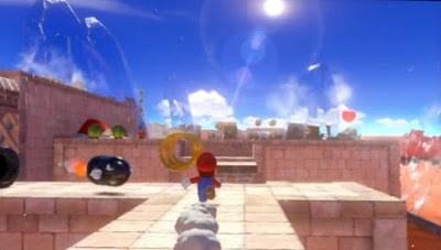 Nouveau Mario Switch