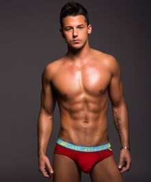Buy two pairs of select men's briefs save 20%