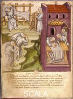 Gli Umiliati alla Breda del Guercio - Historia Ordinis Humiliatorum, 1431, Milano, Biblioteca Ambrosiana