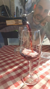 Chianti in the Piazza