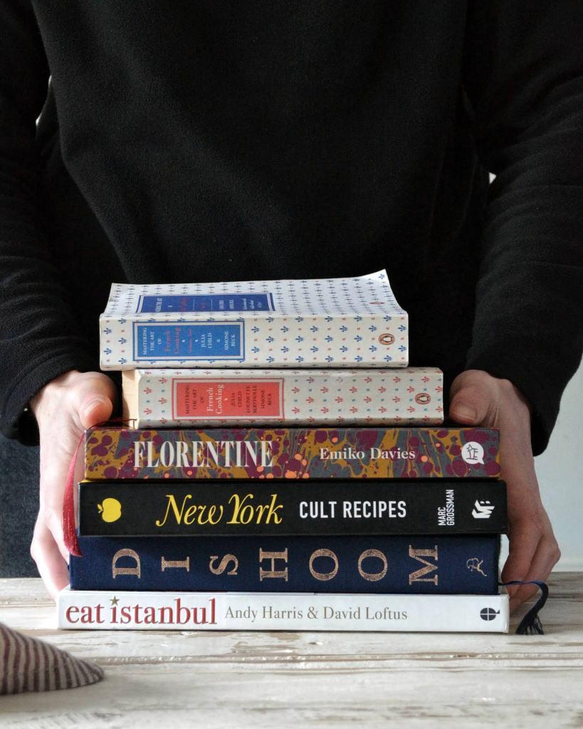 cookbooks to travel through