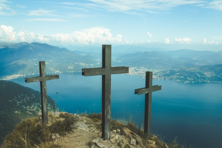 Kingdom of God - 3 crosses