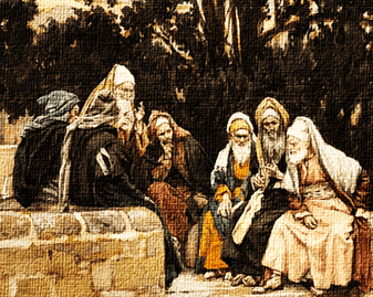 Pharisees in Discussion