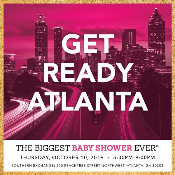 Big City Moms is headed for Atlanta!