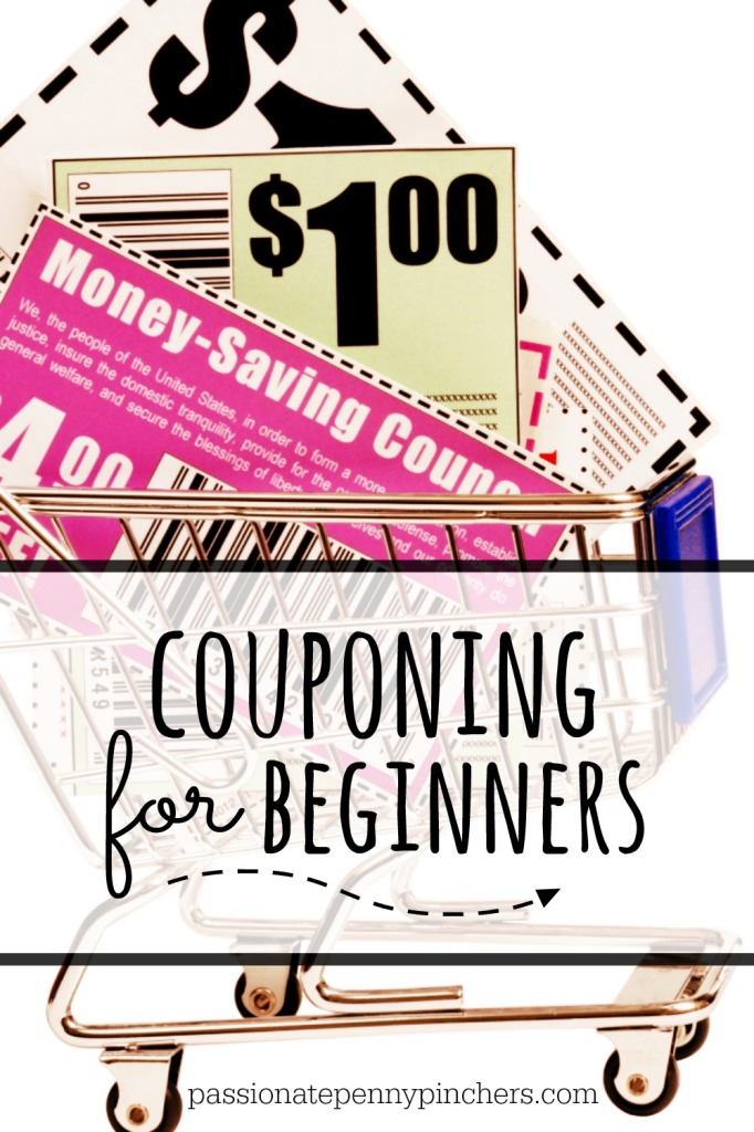 Couponing for Beginners - Learn the lingo and make the most of your hard earned money by using coupons at all your favorite shopping locations.